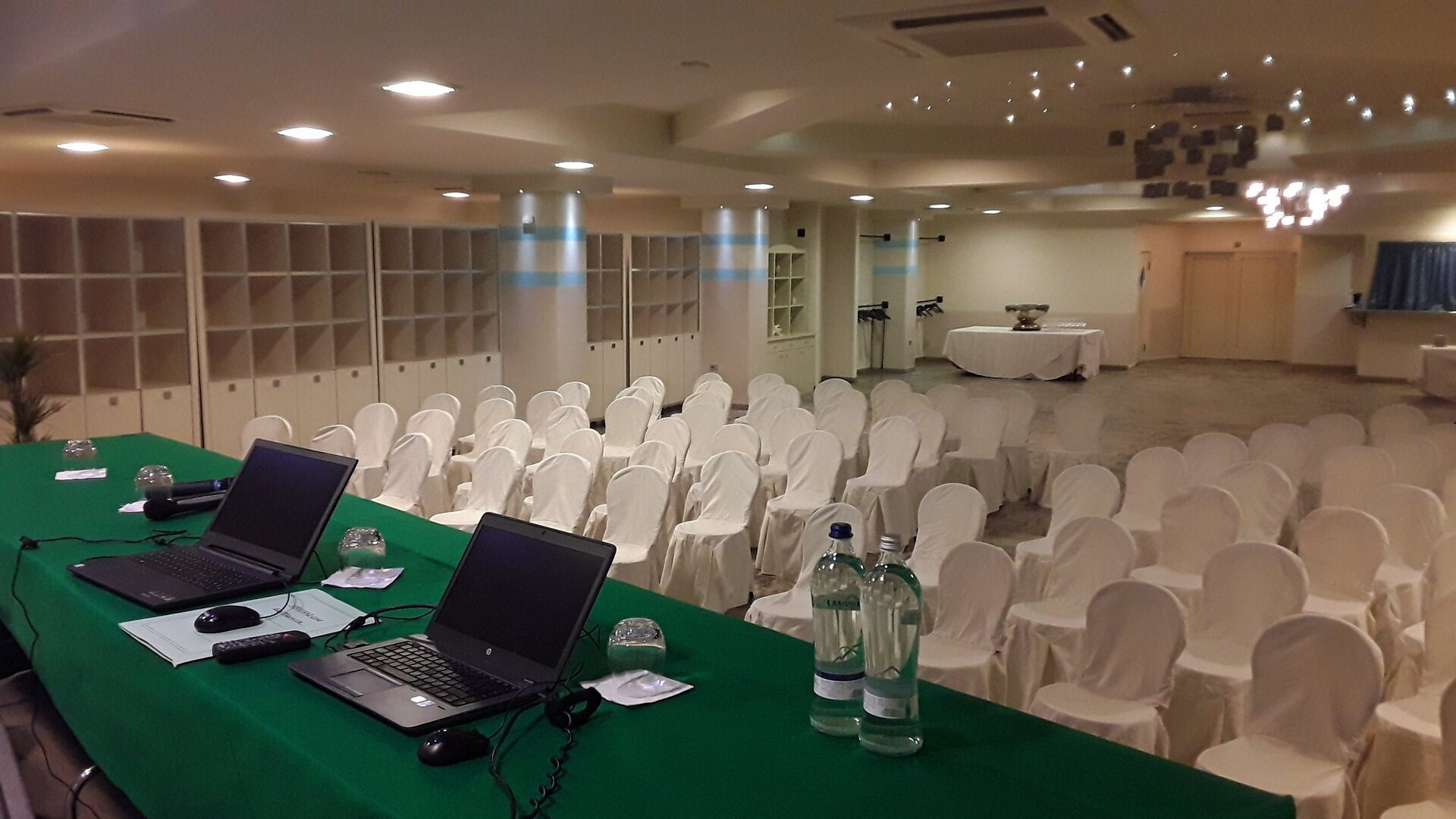 Meeting and conference rooms at Hotel Saligari
