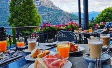 Saligari Hotel Breakfast: Immagine