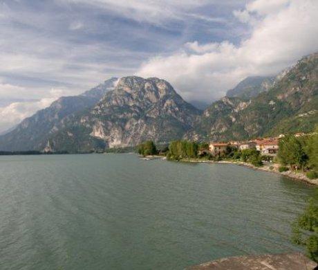 Lago di Mezzola: Immagine
