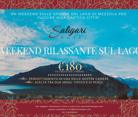 Weekend sul Lago di Novate
